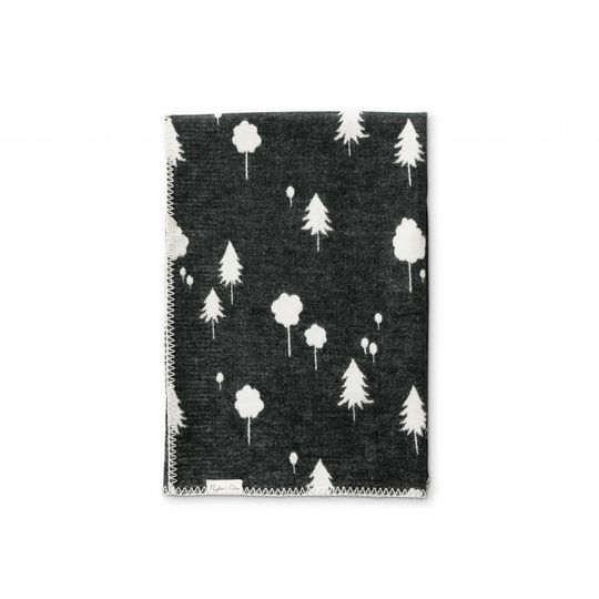 rylee + cru  blanket cotton knit forest