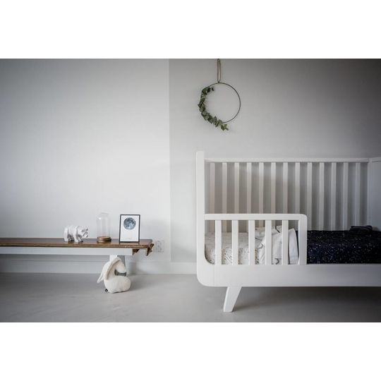 mies & co hoeslaken galaxy off white 60x120 cm
