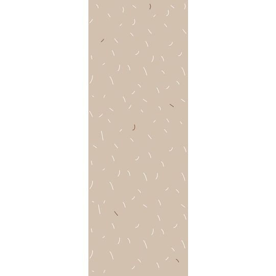 bibelotte sprinkles nude behang