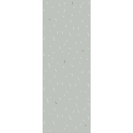 bibelotte sprinkles seagreen wallpaper