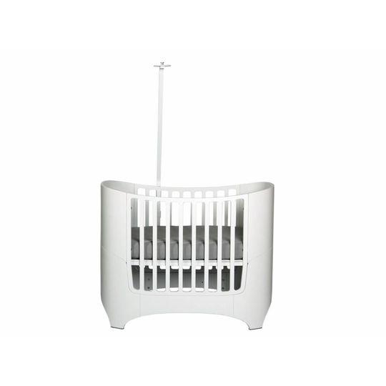leander crib white 0-3