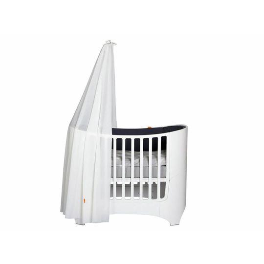 Leander Ledikant wit baby - junior 0 - 3 jaar