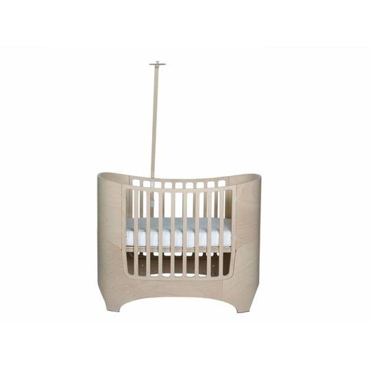 leander crib natural white wash 0-3