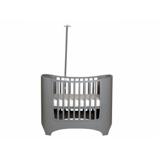 leander crib grey 0-3