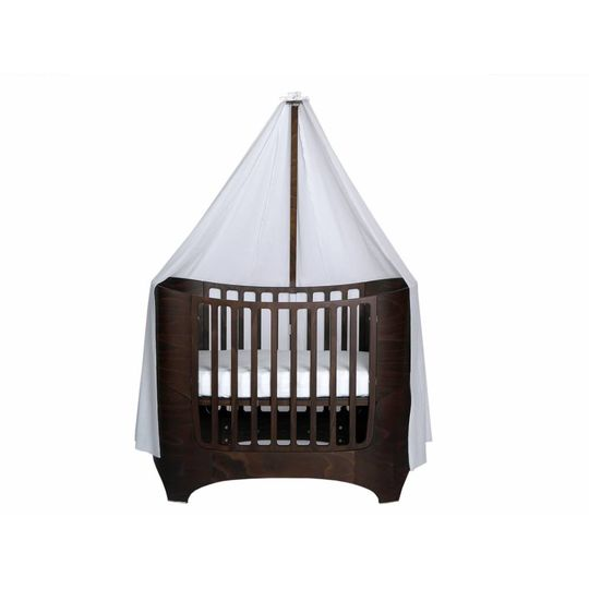 leander canope white for leander baby cot