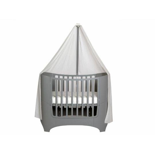 leander piekstok grijs voor baby bed / ledikant