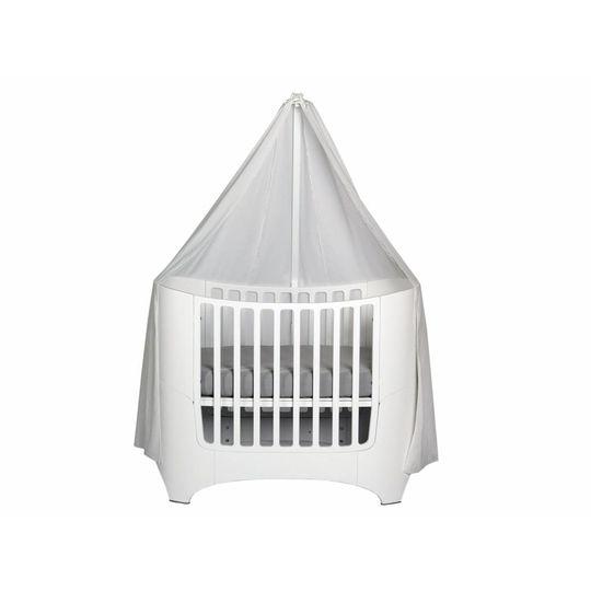 leander piekstok wit voor baby bed / ledikant