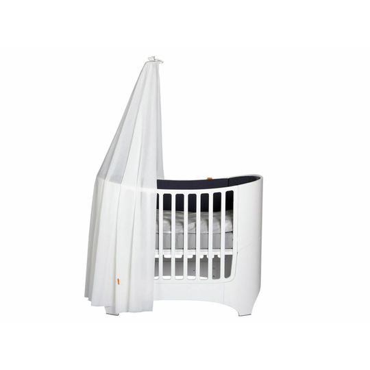 leander canope stick white for baby bed / cot