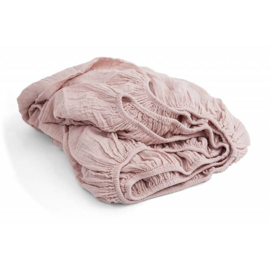 moumout fitted sheet papuche nu 90x200