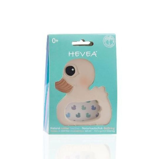 hevea teether duck kawan