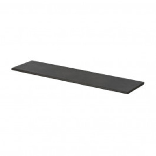 ferm living shelf black stained oak