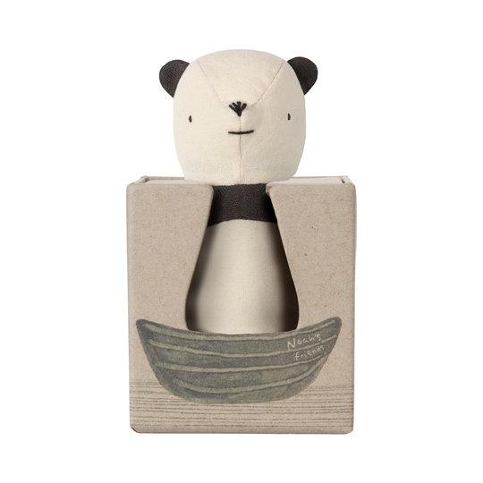 Maileg Maileg Noah's friends, panda rammelaar