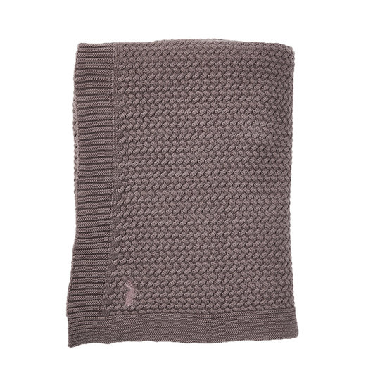 Mies & Co Mies & Co Blanket Rosewood baby 80x100