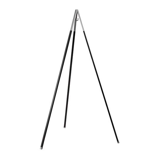 Leander Standaard voor hangwieg aluminium grijs