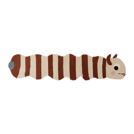 OYOY OYOY Leo larva rug
