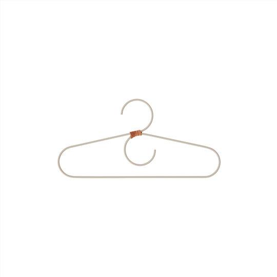 OYOY OYOY Mini fuku hanger wit 2-pack