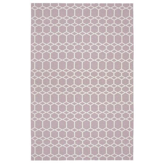 brita sweden ingrid dusty pink 70x100 cm