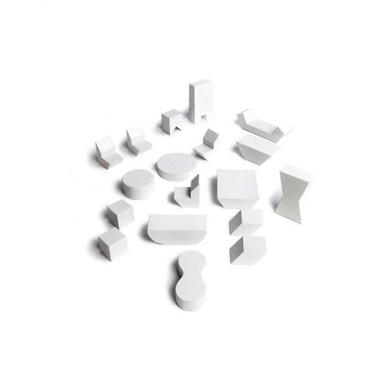 rock & pebble furniture set white -20%