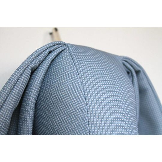 fabels bunny blue checkered large
