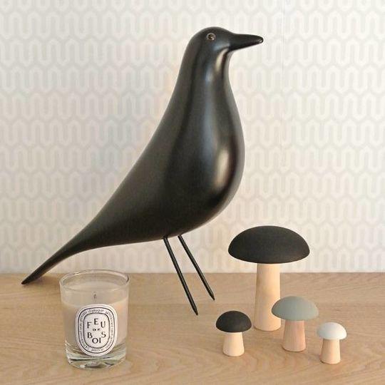 briki vroom vroom mushrooms black gray