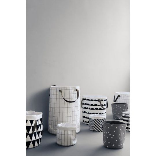 ferm living mandje stripes