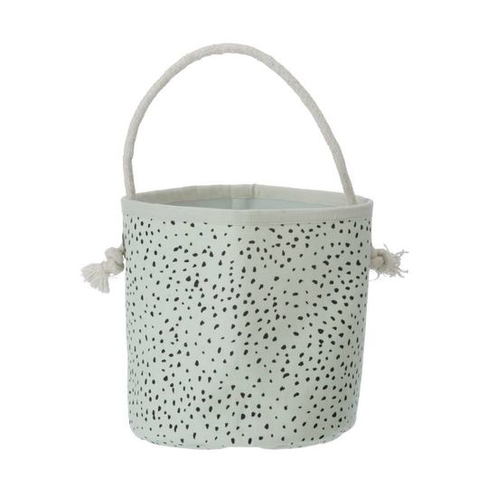 ferm living mini basket mint