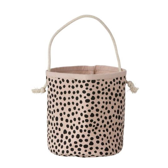 ferm living mini mandje rose
