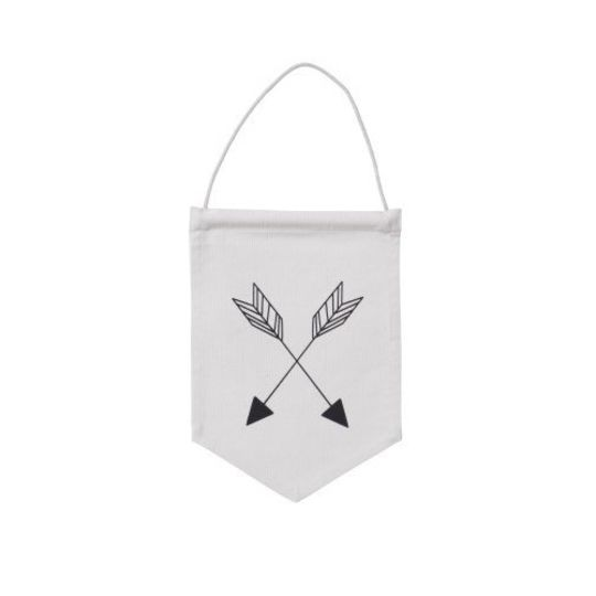 ferm living arrow flag