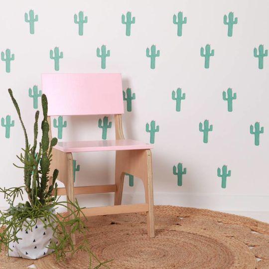 love mae cactus muurstickers