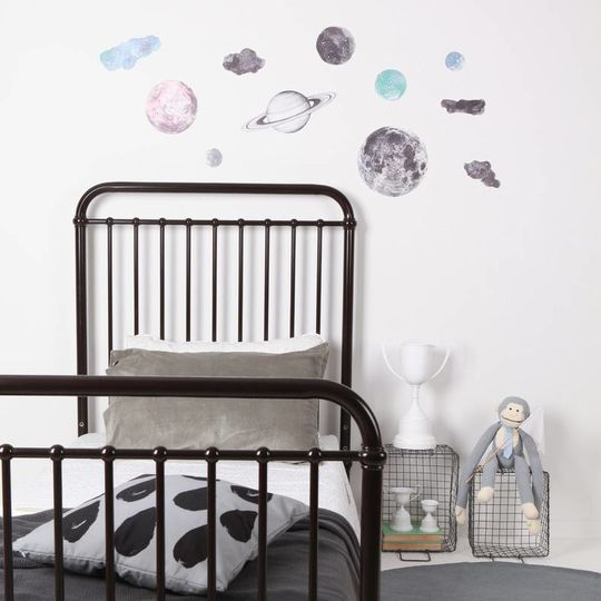 love mae sky wall decals
