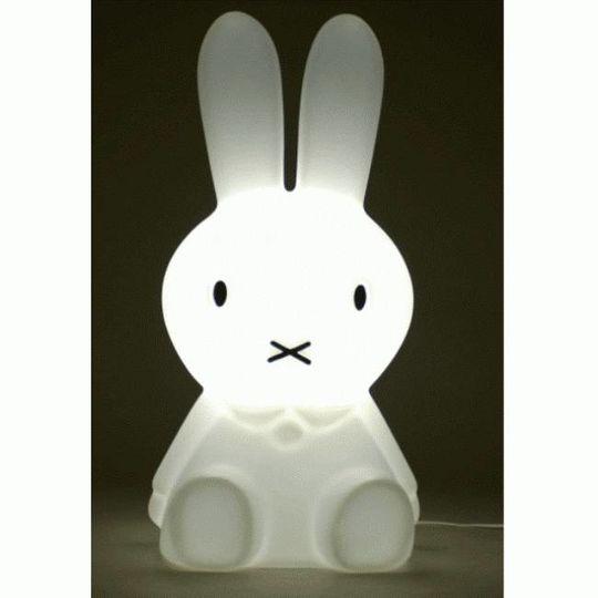 mr maria miffy lamp 50 cm