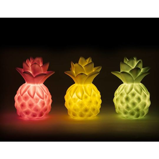 psikhouvanjou pineapple nightlight pink