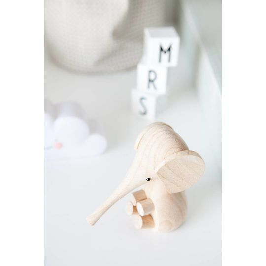 lucie kaas gunnar flørning collection baby elephant 11 cm