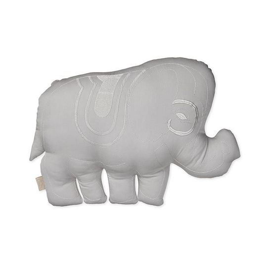 camcam copenhagen elephant grey pillow