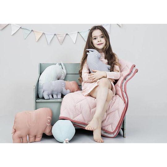 camcam copenhagen elephant pillow blush