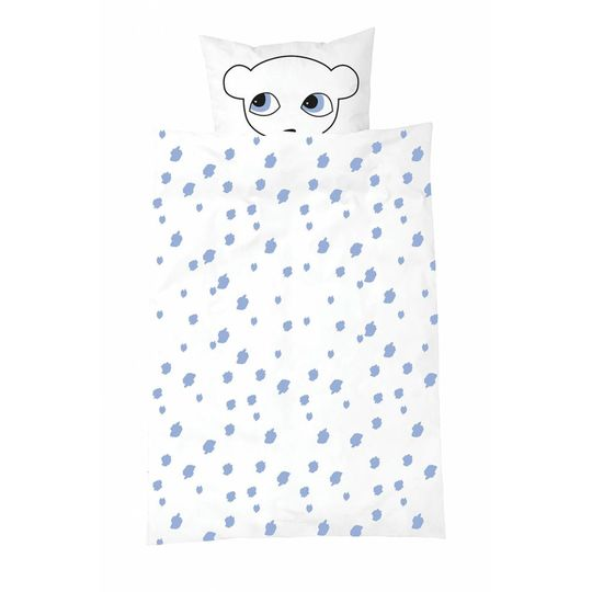 luckyboysunday sleepy mause junior duvet cover