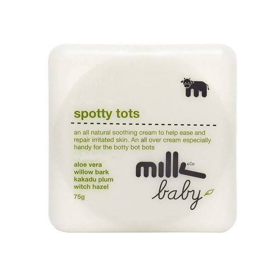 milk baby spotty tots miracle cream
