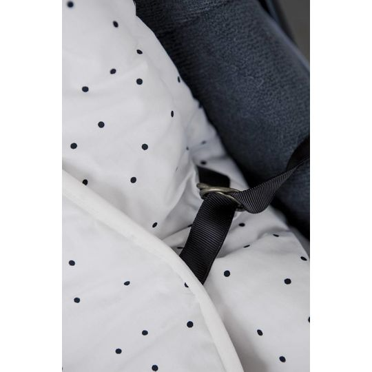 mies & co baby sleeping bag adorable dot