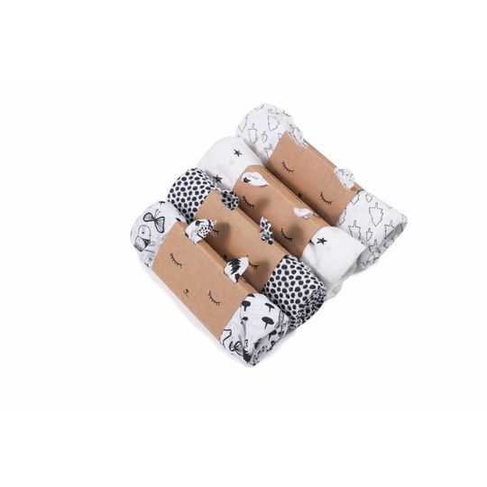 wee gallery organic swaddle trees