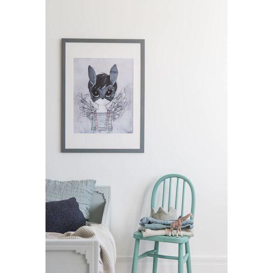 mrs mighetto Mr. Otis poster 40x50 cm