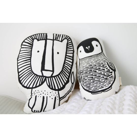 wee gallery nursery friends - pinguin