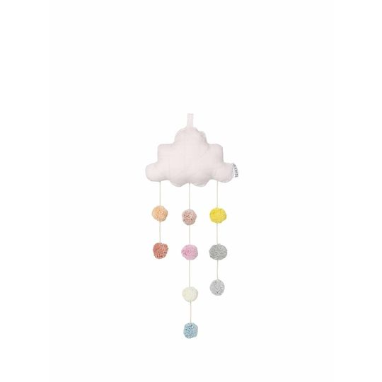 liewood mobile cloud small sweet rose