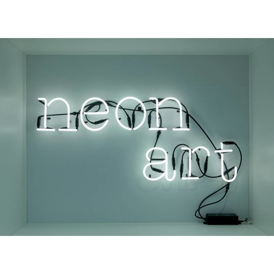 seletti neon art - wall lamp - at sign