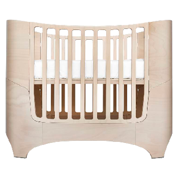 crib natural white wash