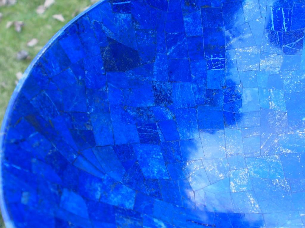 Exclusive Lapis Lazuli Schale XL