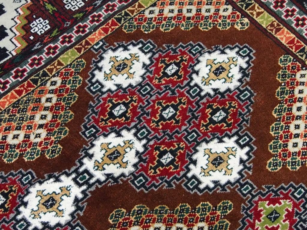 161x119 cm Zabiullah Seiden Teppich aus Afghanistan Nr:46