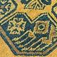 Bukhara  155x112 cm antik orient Nomaden Teppich Turkmen Ersari bukhara Carpet Rug NR17/8