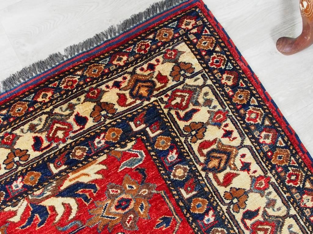 Bukhara  207x154 cm kaukasische kazak Afghan orientteppich kazakh rug Carpet ziegler Nr:17/1
