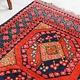 Bukhara  125x90 cm Turkmenische Afghan orientteppich kazakh rug Carpet ziegler Nr:19