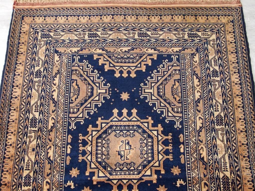 Bukhara  159x97 cm Afghan Nomaden Belotsch Orientteppich Wandteppich Ali Khoja 523